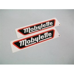 Juego Anagramas Adhesivo Mobilette Lateral Negros