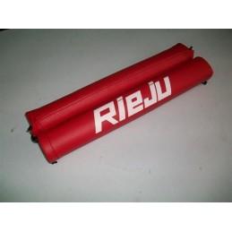 Protector Manillar Rieju Rojo - Blanco