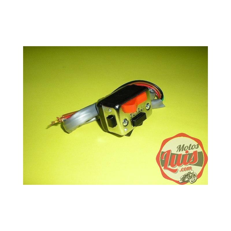 Interruptor Montesa con Instalacion