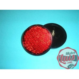 Reflectante D60 Rojo