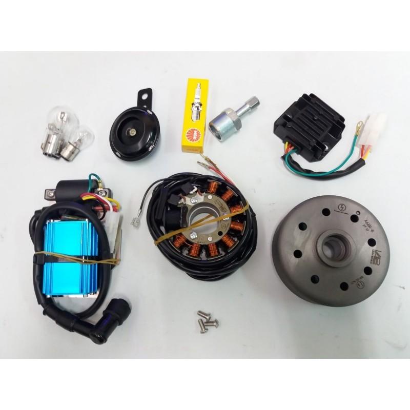 Bultaco - Encendido Electronico Cono Fino