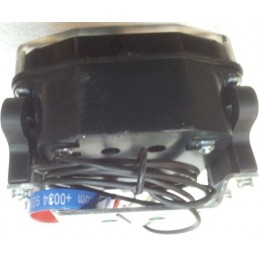 Cuenta RPM Motoplat 0-10.000 Blanco