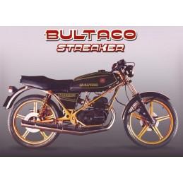 Funda Asiento Bultaco Tralla - Metralla