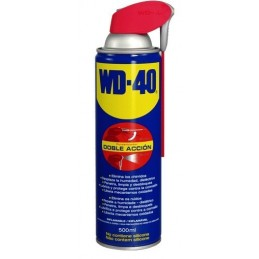 Multiusos WD-40 Spray 500 ml. Con Doble Aplicador