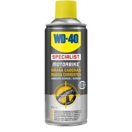 Spray Grasa de Cadena WD-40 400 ml.