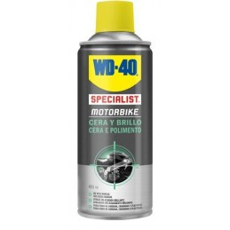 Spray Cera y Brillo WD-40 400 ml.