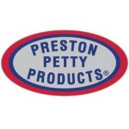 Pack 3x Ovalo Portanumeros Preston Petty Amarillo