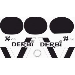 Juego Adhesivos Derbi TT8