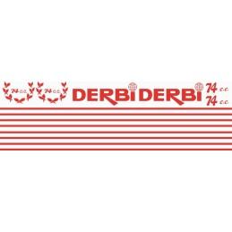 Juego Adhesivos Derbi Sport...