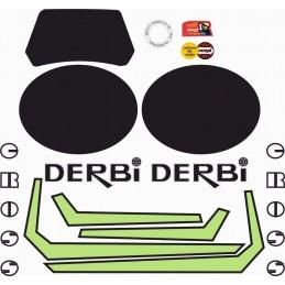 Juego Adhesivos Derbi Yumbo CX