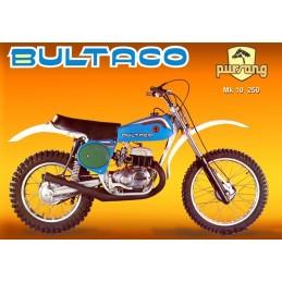 Lateral Izquierdo Bultaco...