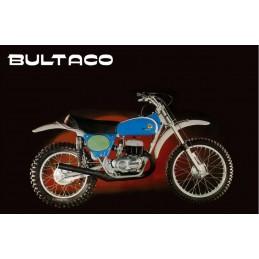 Caja Filtro Bultaco Pursang...