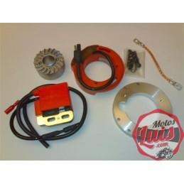 Encendido Rotor Int. Bultaco 125-200 Cono Pequeño C/Curva