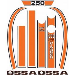 Juego Adhesivos OSSA Super...