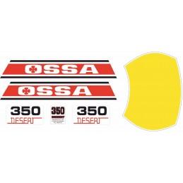 Juego Adhesivos OSSA...