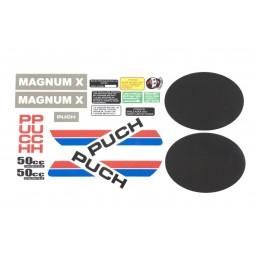 Juego Adhesivos Puch Magnum...