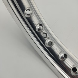 Llanta Aluminio 1.60-17 36...