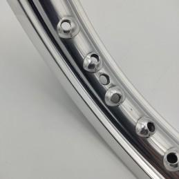 Llanta Aluminio 1.60-18 36...