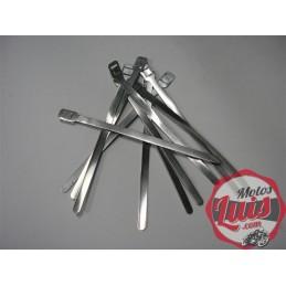 Abrazadera Metalica Aluminio 17 CM.