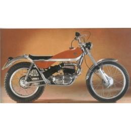 Deposito Bultaco Sherpa Kit...