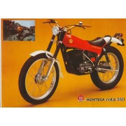 Deposito Montesa Enduro...