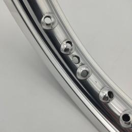 Llanta Aluminio 1.60-20 36...