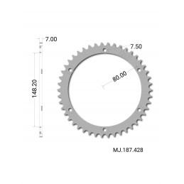 Corona OSSA 160 TURISMO