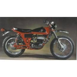 Asiento Bultaco Matador MK3